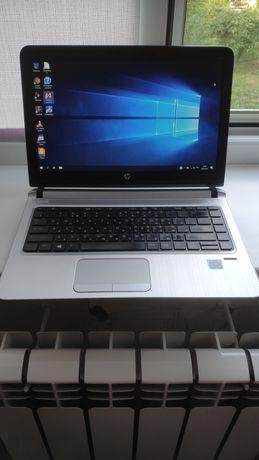 Ноутбук HP Probook 430 G3 (i5/4gb/hdd500gb)