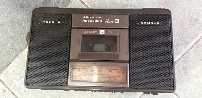 Stare radia magnetofon