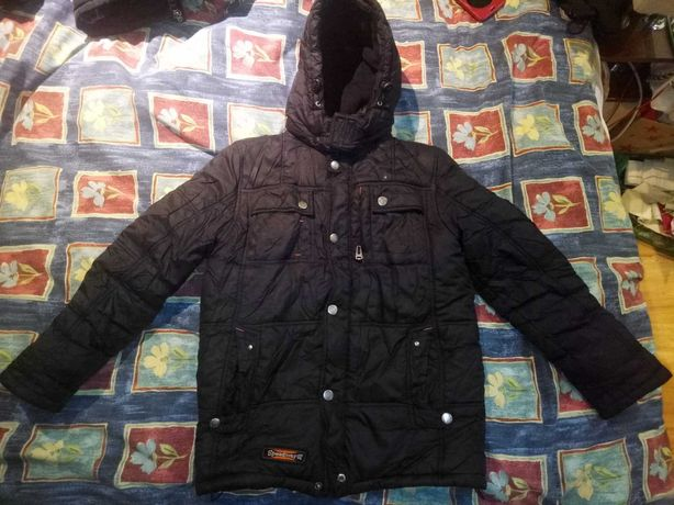 Продам куртку зимнюю KIKO, 158см. 11-12 лет