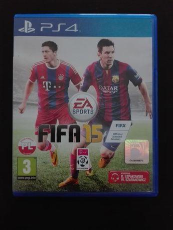 gra FIFA 15 PS 4