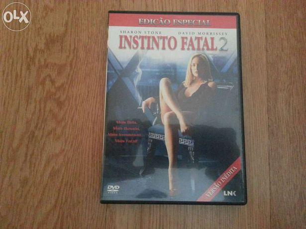 DVD original Instinto Fatal 2
