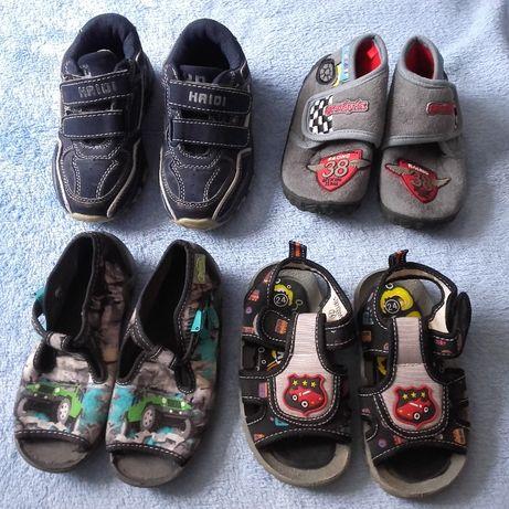 Buty dziecięce adidasy, sandały Befado, Walky r. 24, 23 - 4 pary