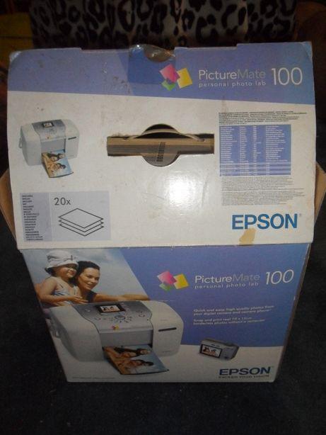 Impressora de fotografia