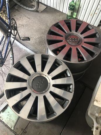 Обмен диски r18 5x112 на r16 5х112