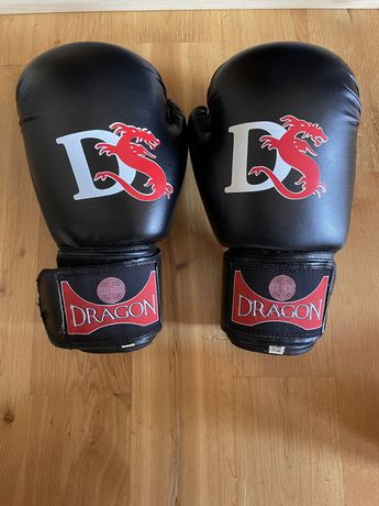 Rękawice bokserskie 14Oz w bardzo dobrym stanie