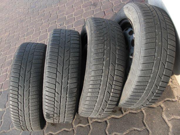 Koła zimowe 14 cali / Ford KA II ( 2008-)