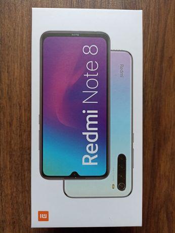Redmi Note 8, bez śladów użytkowania