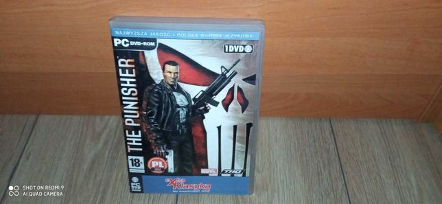 "Gra ""The Punisher"" na PC PL."