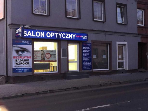 Wynajmę lokal handlowo-usługowy w centrum Lipna 50m2