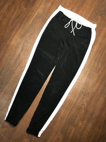 Женские стильные штаны с лампасами michael kors