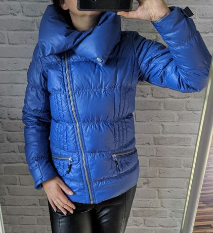 Gaastra puchowa kurtka żeglarska sportowa zimowa przeciwwiatrowa S 36