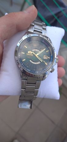Idealny stan orient zegarek patelnia cesarski nie Atlantic Seiko !