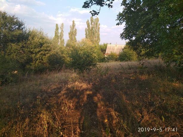 Дачный участок с домом 12 соток (2 леса, охотникам)