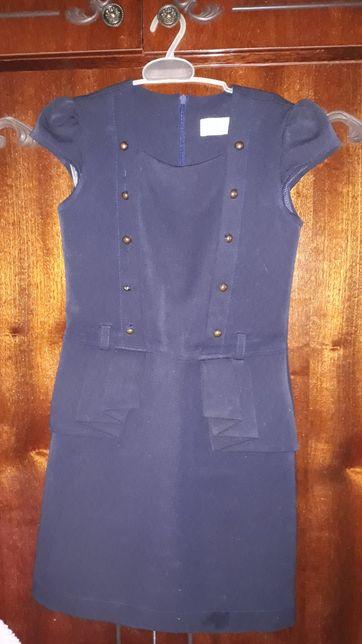 Школьная форма для девочки(сарафан, юбка и пиджак-болеро)