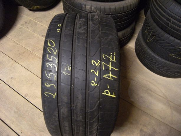 295/35/20 Pirelli P Zero pojedynka