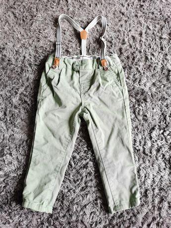 Spodnie niemowlęce Reserved 80