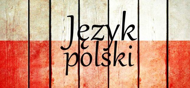 Korepetycje język polski, doświadczona nauczycielka, egzaminator CKE