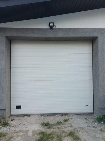 Dwie Bramy garażowe Big Tor