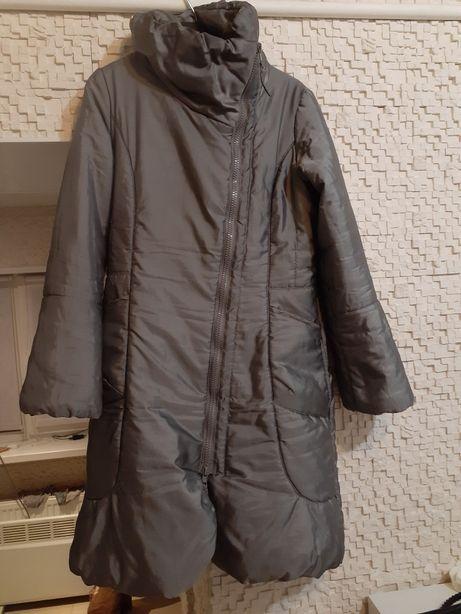 Пуховик куртка пальто 44/46/48 в идеале