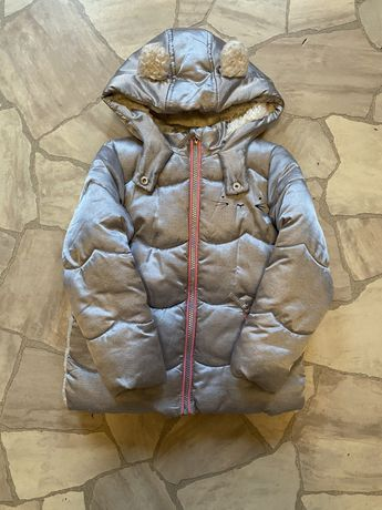 Куртка next, курточка на девочку 4-5 лет