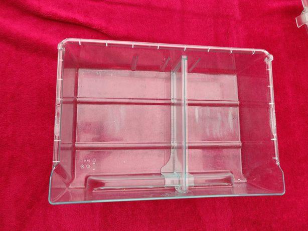 Szuflady półki lodówka Electrolux ENB