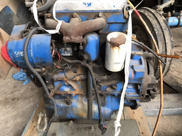 silnik perkins 3p ford D-115 ursus mf gpw bułgar