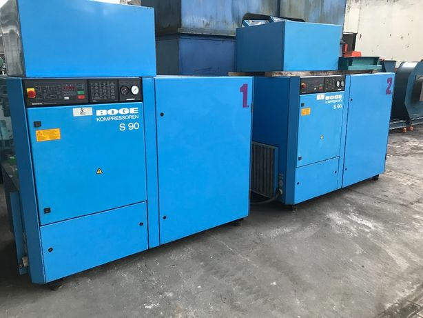 Kompresory BOGE S90