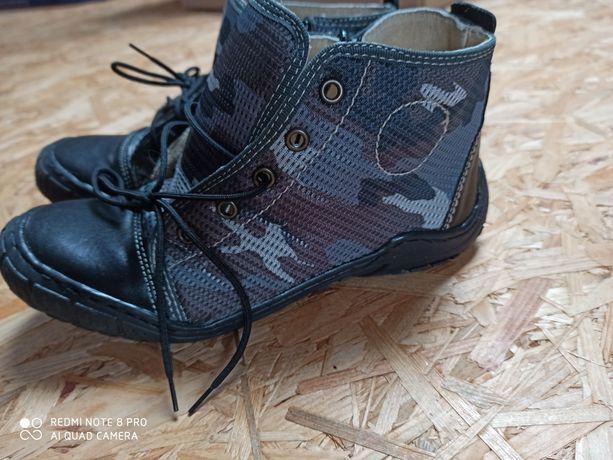 Nowe buty r 35 skóra