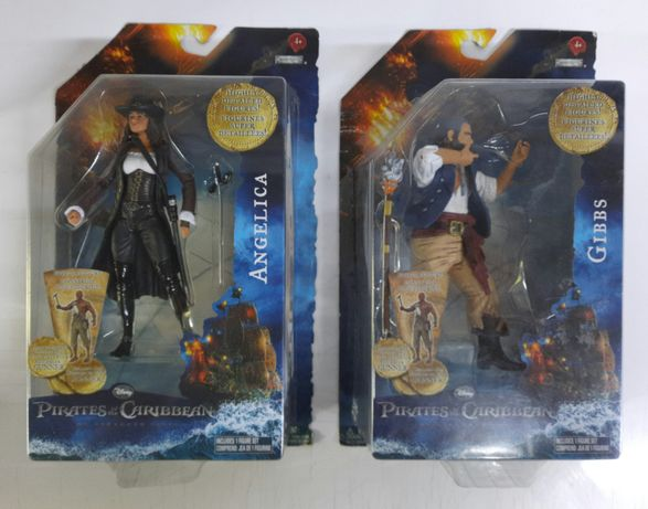 Bonecos piratas das caraíbas