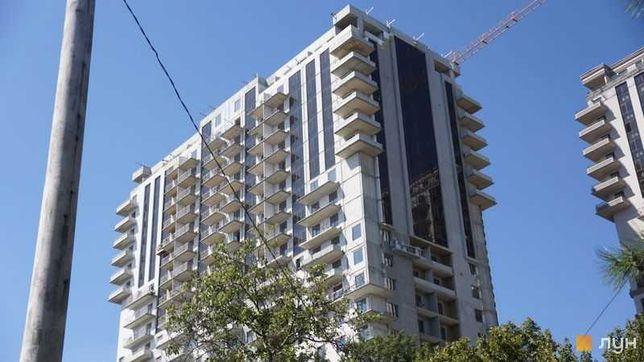 Видовая квартира в ЖК Акрополь. Панорама.Большой балкон. ODS