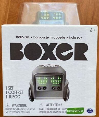 Boxer - Robot Interativo Cinzento - Novo
