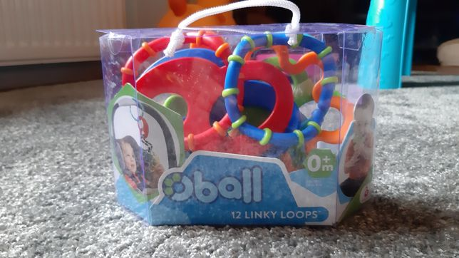 Oball gryzaki zabawki
