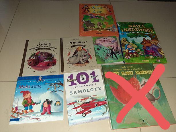 Książki dla najmłodszych