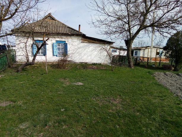 Дом в Кобеляках с большим участком возле речки!!!