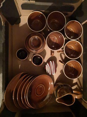 Retro zestaw kawowy