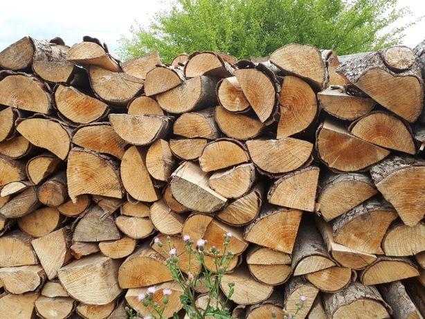 SUCHE SEZONOWANE Drewno opałowe i kominkowe
