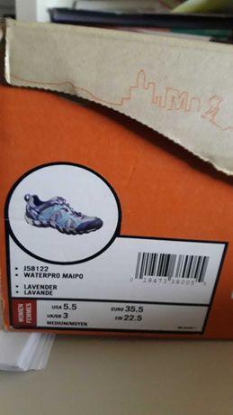 Sapatos desportivos senhora Merrell