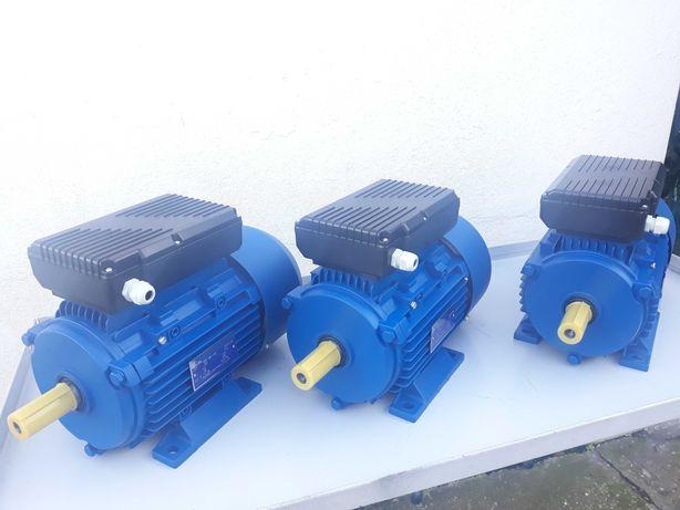 Motores (Novos ) monofásico 3 cavalos  1400 rpm (betoneiras)