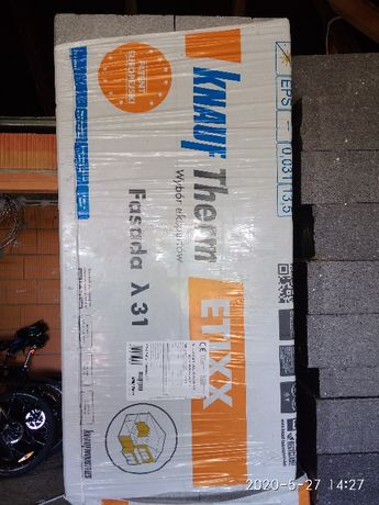 Styropian Knauf Etixx Fasada 30cm.