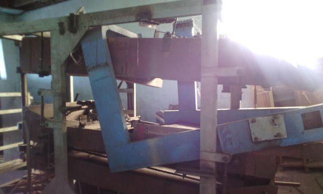 крупорушильная машина для производства круп
