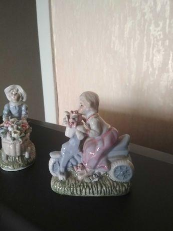 Продам две статуэтки