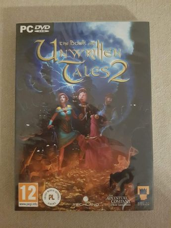 The Book Of Unwritten Tales 2 PC ENG