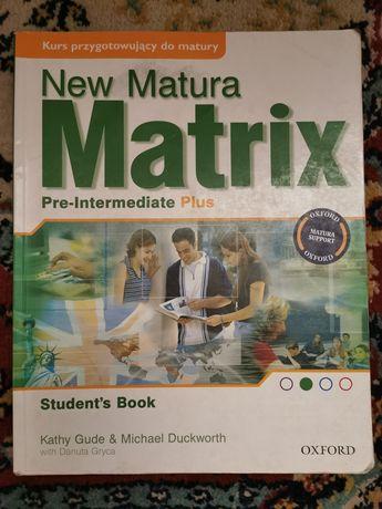 New Matura Matrix Pre-Intermediate Student's Book