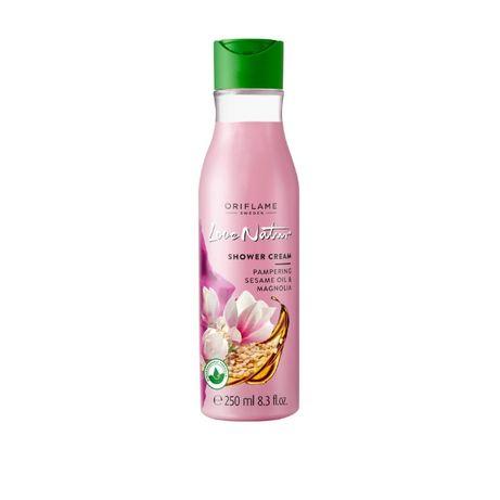 Kremowy żel pod prysznic z olejkiem sezamowy, magnolia ORIFLAME
