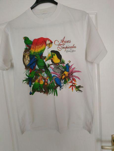 Koszulki z krótkim rękawem t-shirty 4 sztuki.