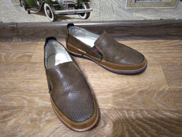 Туфли на мальчика 32 размера