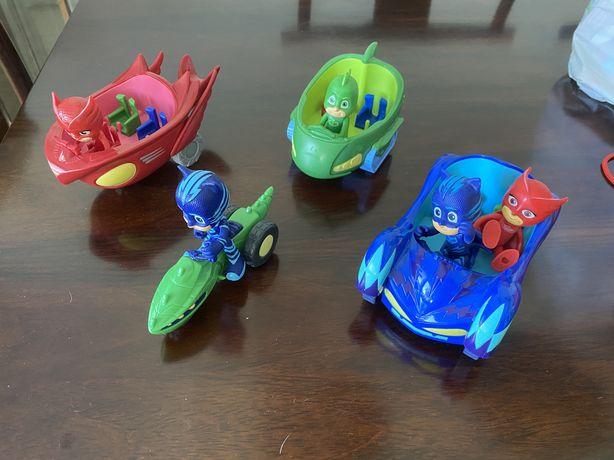 Conjunto PJ masks