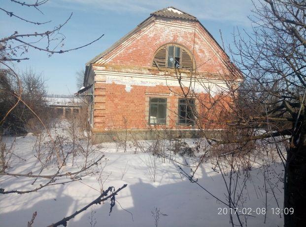 Трикімнатний будинок, Полтавска обл., Машівський р-н, смт. Машівка