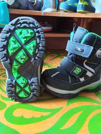 Зимние сапоги, ботинки, детские сапоги, Том.М, термосапоги