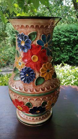 Duży podłogowy wazon West Germany